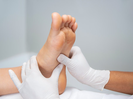 So... You Want to Know More about Podiatry?