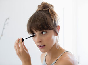 Applying Makeup
