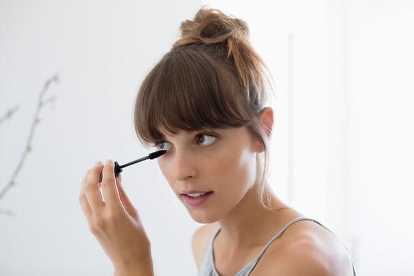 Het toepassen van Make-up