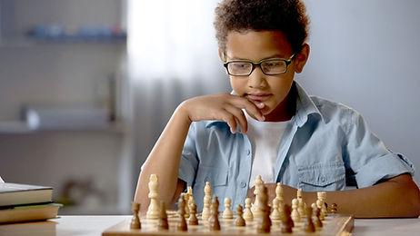 Šachy- pokročilý