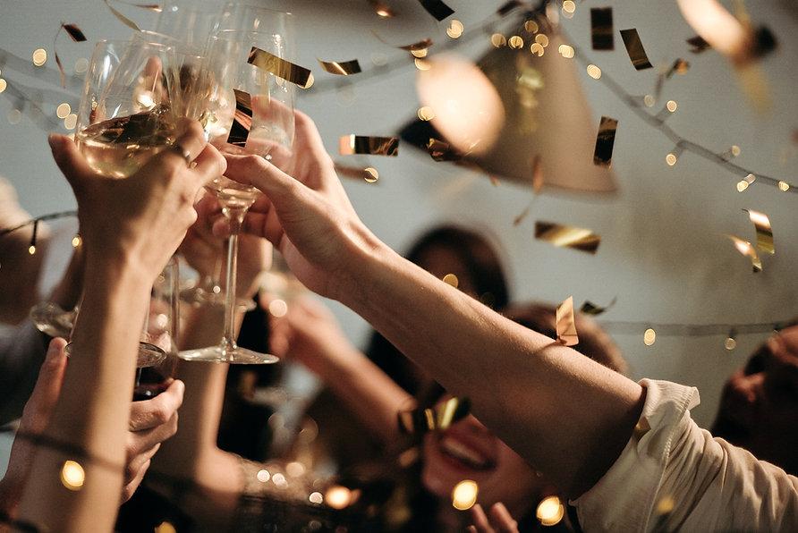 Junggesellinnenabschied, Frauen feiern in Bonn Schmuck Party