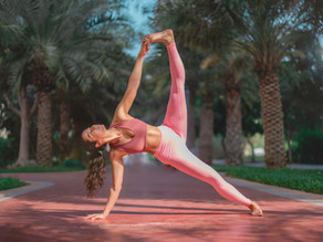 Yoga?.... but I'm not flexible!
