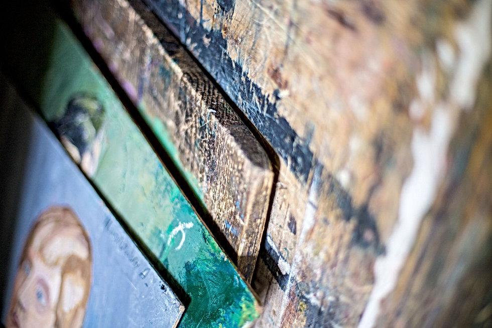 Dipinti su legno