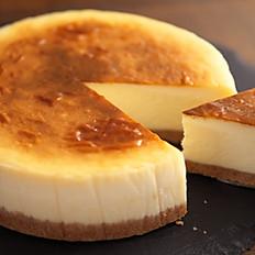 Creme brûlée cheesecake