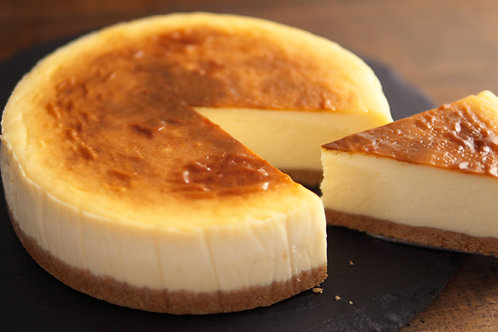 New York Style Cheesecake - (Rs 2000/ Kg, Minimum Order 1 Kg)