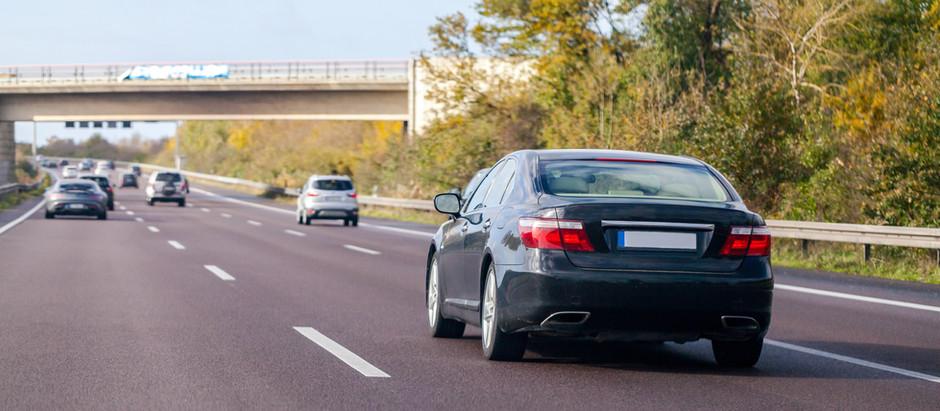 Autobahn-Vignette für Ungarn