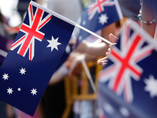 Moving on: Australia Trade Deal