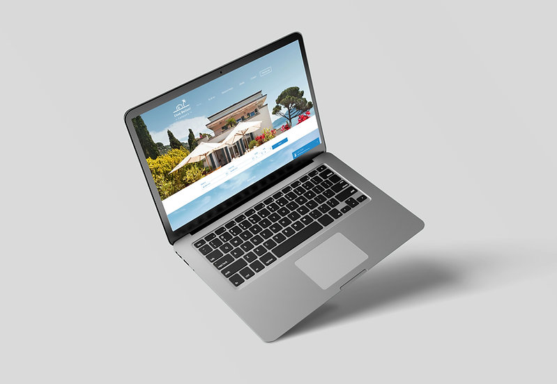 Landing Page Website Design Package