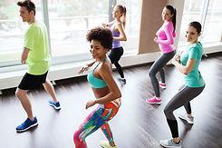 Upbeat Dance Class