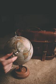 Desk Globe
