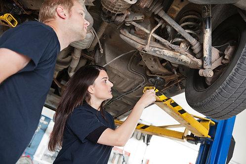 AUR30620 Certificate III in Light Vehicle Mechanical Technology