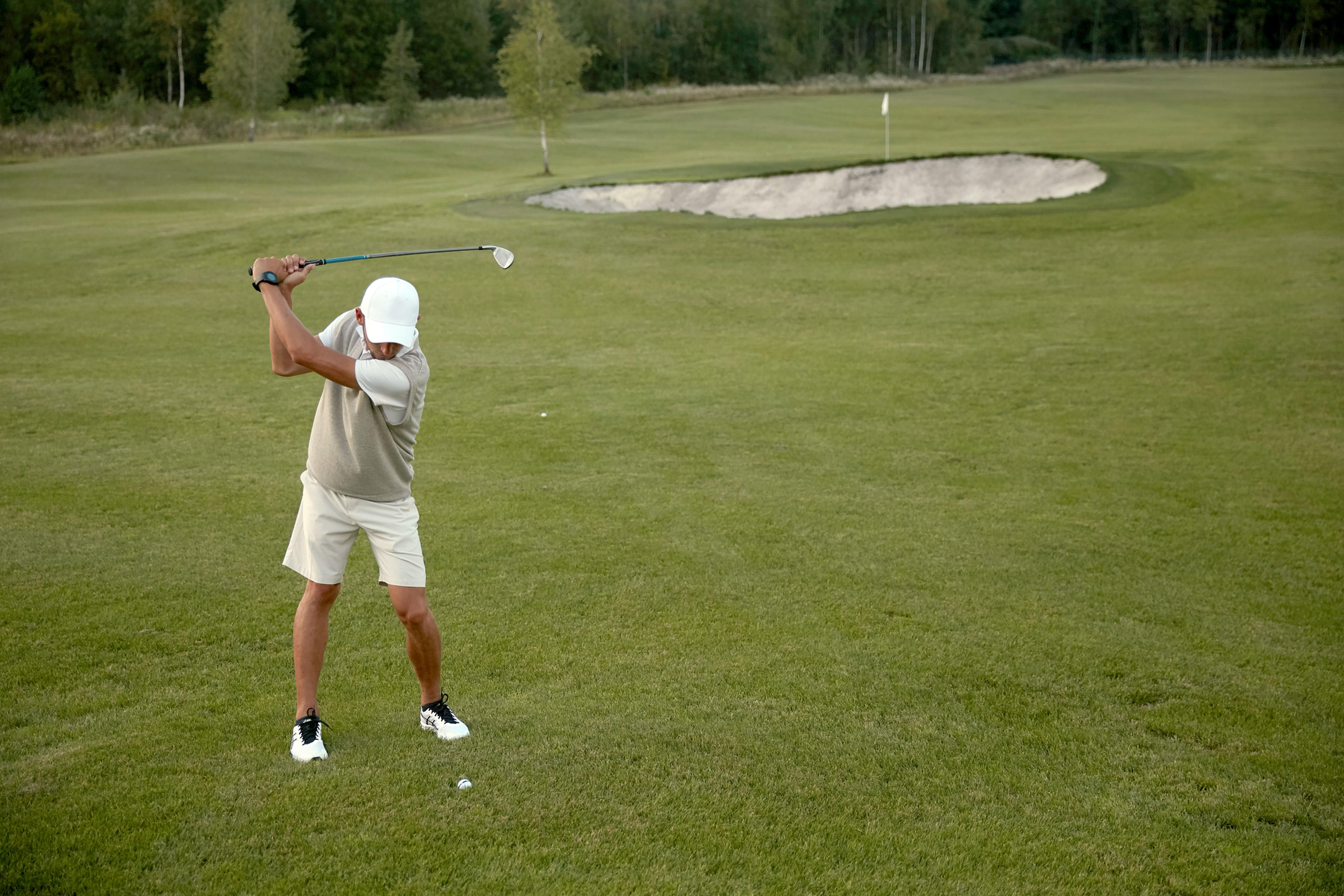 Mens' Day Golf