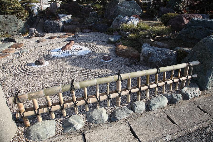 個人の石庭