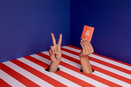 Vote mains