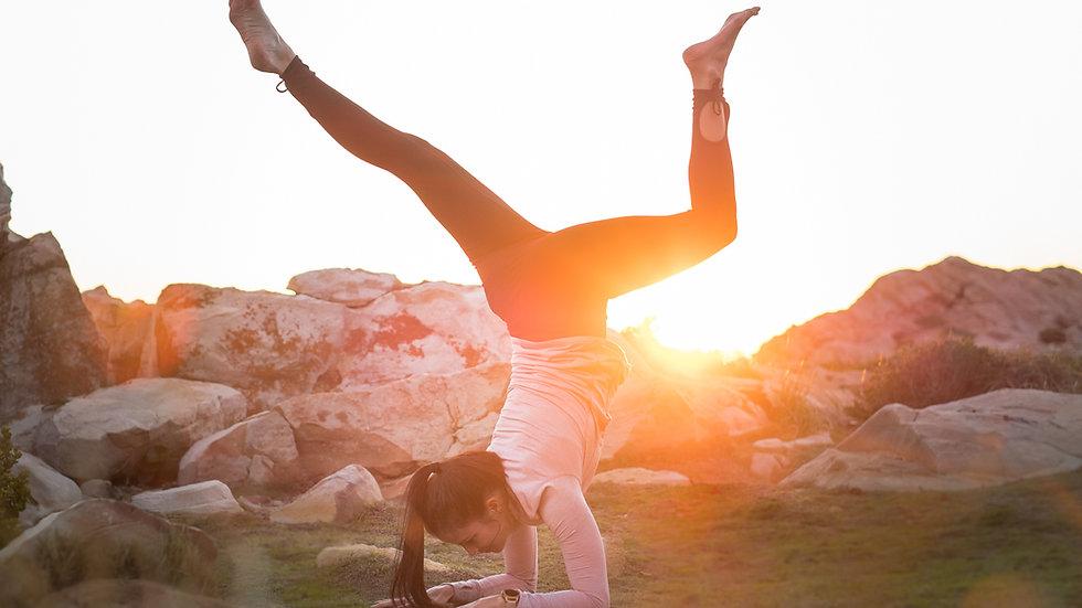 """10 séances de """"Power Yoga"""""""