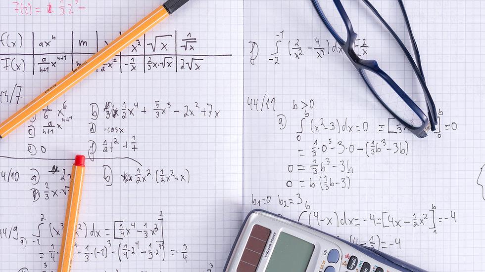 Pre-Algebra for Grades 7-8 (1:00)