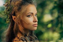 Женщина outdoors