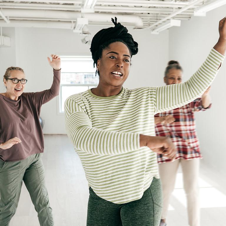 Beginner Contemporary Dance Classes (Wave 2)