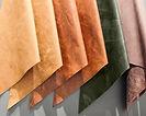 Pelle colorata