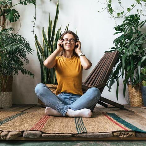Áudio com Meditações Sistêmicas