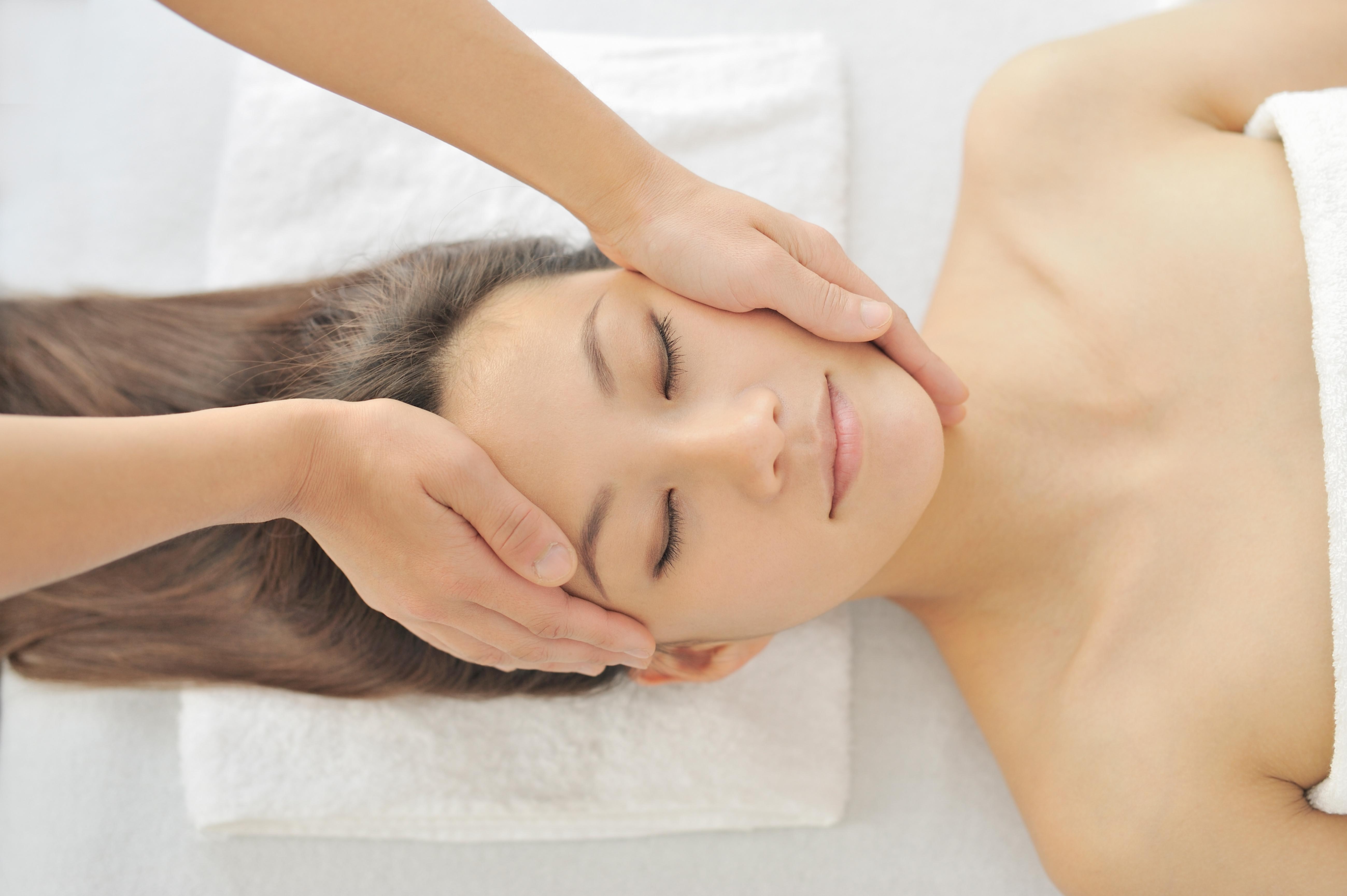 Samostatná masáž