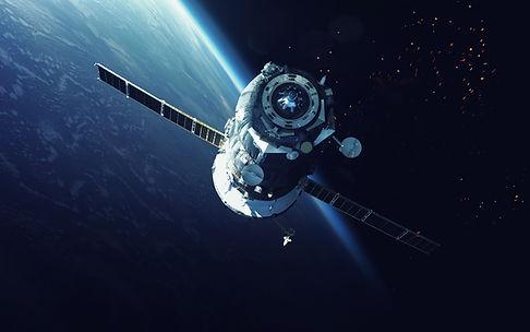 Spacecraft in Orbit