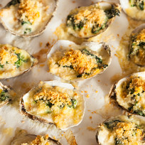 Creamy Oysters