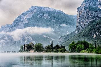Tall Mountain and LAke