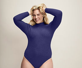 Woman in Bodysuit