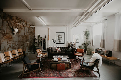 Moderný interiér obývačka