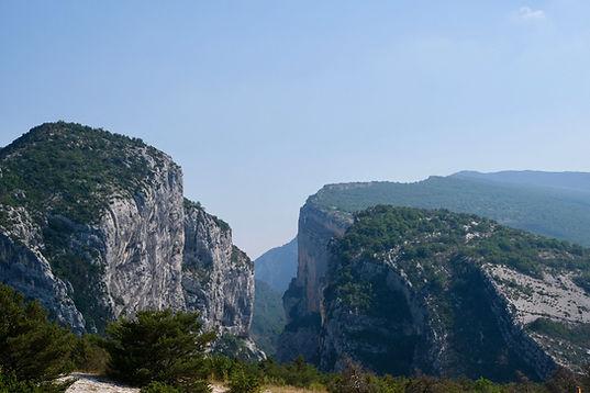 Two Cliffs