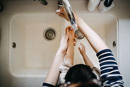 שטיפת ידיים נכונה - איך, למה ומתי?