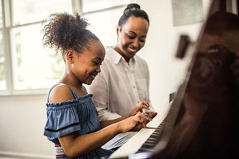 Pratique du piano