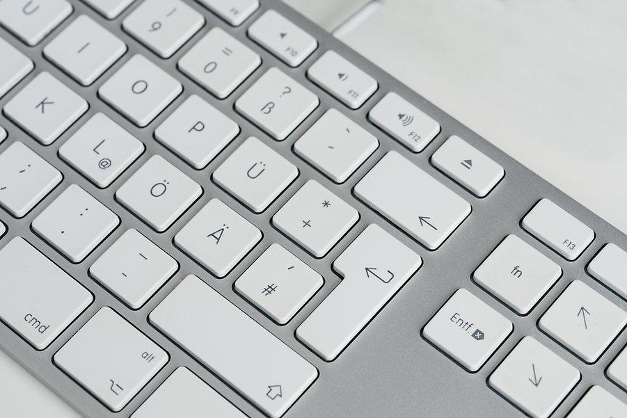 Deutsche Tastatur