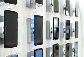 Cellphone Store Display