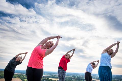 Velkommen til oppstart av grupper i Pust og Bevegelse og Medisinsk Yoga!