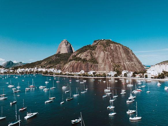 Urca da enseada de Botafogo