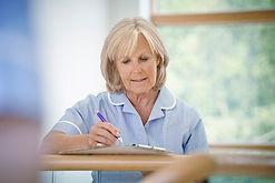 Mature Female Nurse