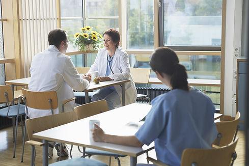 Hospital Cafeteria