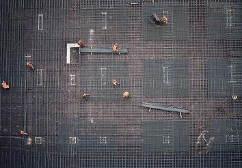 Buizen voor bouwplaatsen