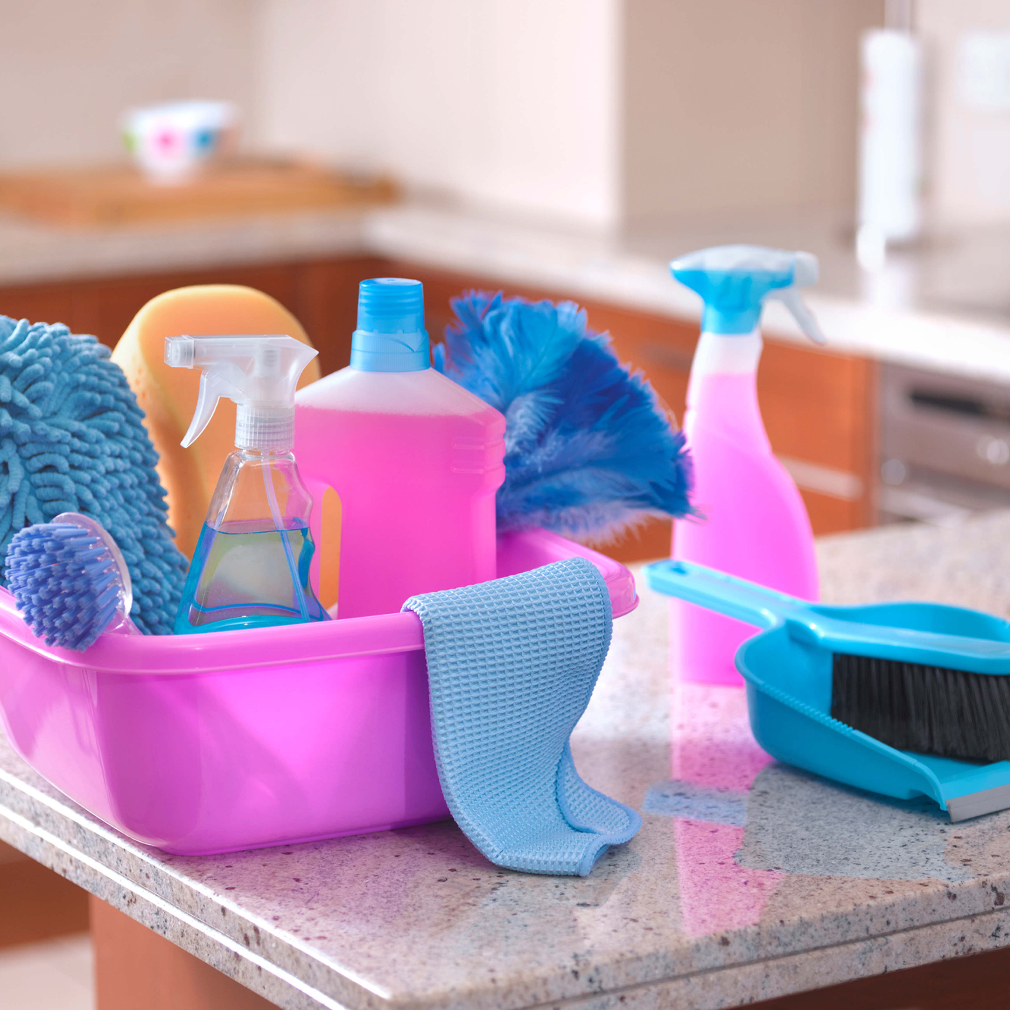 Senior Cleaning Service