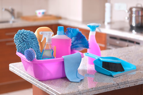 3 BHK Home Deep Cleaning