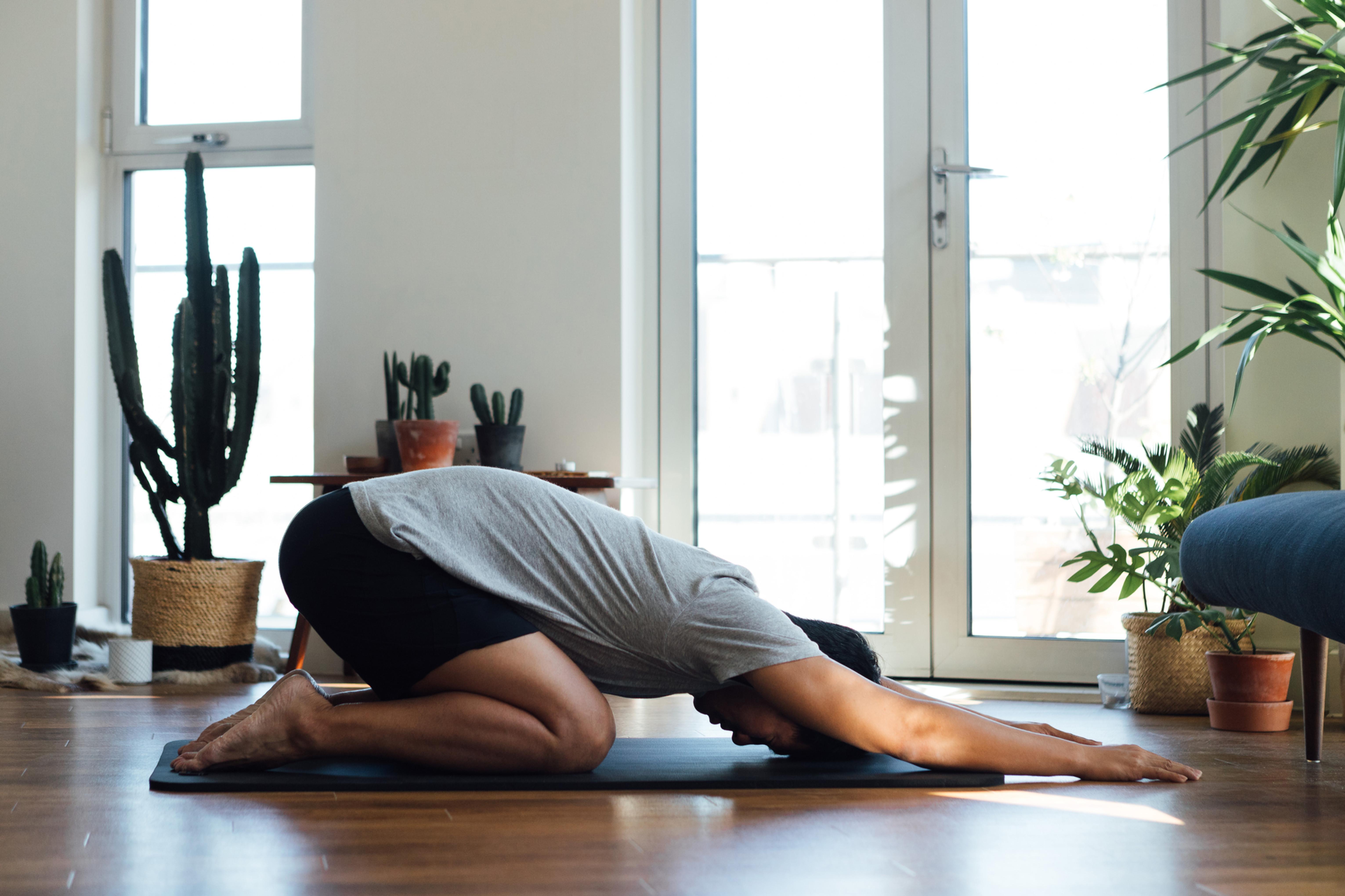 Yoga menn