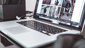 Gros plan d'écran d'ordinateur
