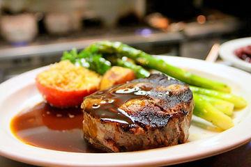 Steak servi par ABEvent Dz
