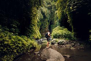 Río de la selva