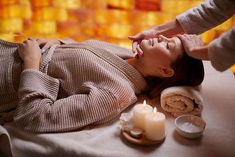 Ontspannende massagetherapie