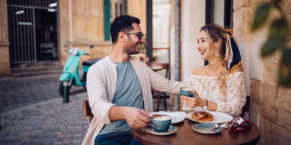 Speed Dating- Ages Open (Men's Registration Form)