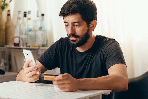 Pagamento pelo celular