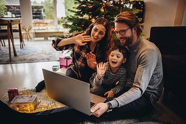 Семейный видеозвонок